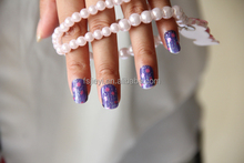beautiful hot sale full cover nail sticker jewelry