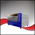 Médio- empresas argus co2 laser máquina de gravura 60w 80w scu1060 1260 1290 3d foto de cristal da gravura do laser da máquina
