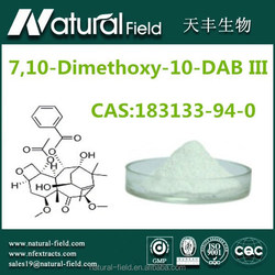 Cabazitaxel intermediate fine powder with high purity CAS:183133-94-0