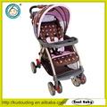 Barato cochecito de bebé con gran canasta de almacenamiento
