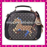 New Designer Horse design Tote Handbag (ZTHA041)