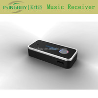 Factory price wireless 4.0 version 3.5mm jack best car bluetooth music receiver and transmitter