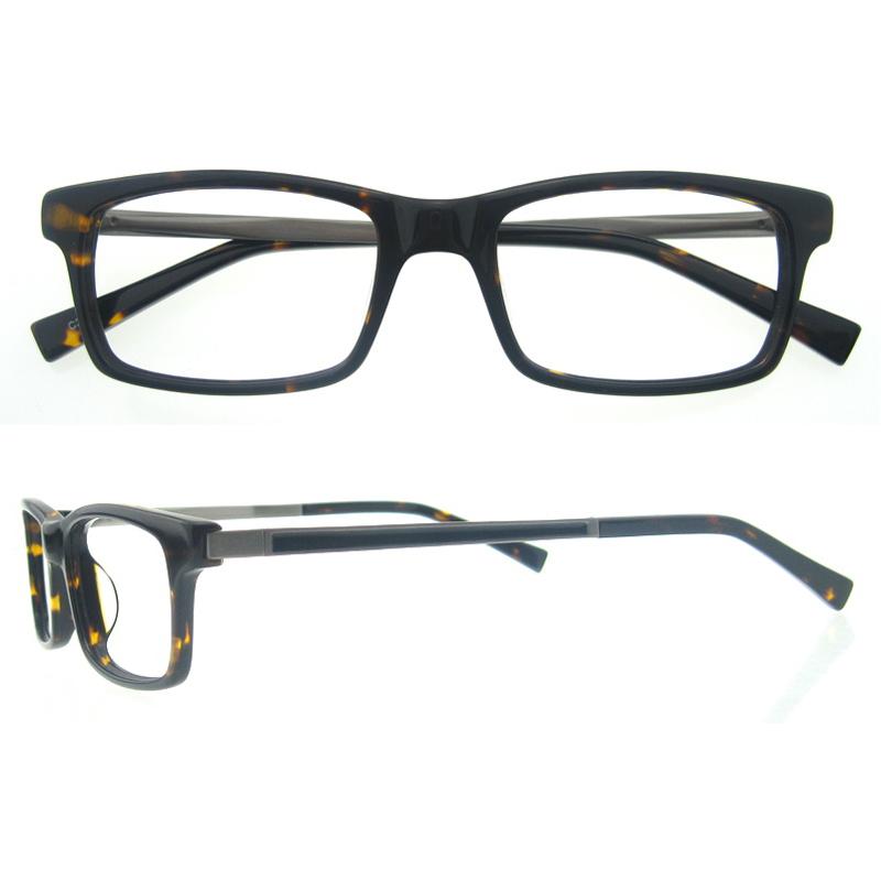 Latest Glasses Frame Styles : 2015 New Style Acetate Eye Glasses Frame Italian Eyeglass ...