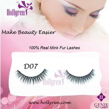 Best selling style eyelash real mink
