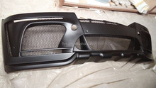 auto tuning bumper haman design for E71 X6. FRP material. high quality, perfect fitment