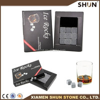 Ice Cube ,Granite ,Basalt ,Marble, Soapstone Chilling Rocks ,Whiskey rock beer stones wine cube Christmas gift Whisky Stones