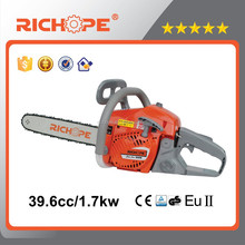 CE GS aproved CS4010 Gasoline Chain Saw with walbro carburetor