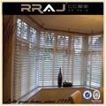 Barato bass madera mini ventana ciego / venecianas horizontales persiana