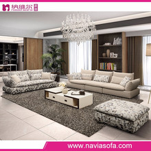 New arrival home furniture big size sectional design living room furniture fabric contemporary sofa from china alibaba
