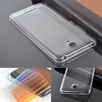 Colorful Celar TPU Gel Soft Cell Phone Case Cover For Xiaomi Redmi Note 2