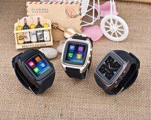 hot new products for 2015 A WATCH smart watch android smart watch android dual sim for mobile phone