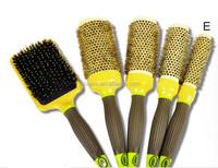 Aluminium Ionic Hair Brush Detangling Brush