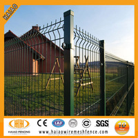 China galvanized welded wire mesh fence fasteners