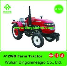 Caliente venta TT-250AF 25hp pequeño barato jardín Tractor lista de precios