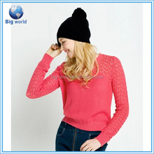Sweater designs for girls&sweater pullover&women sweater 2015 BF-068