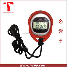 Racing professional stopwatch with 30 lap memory stopwatch high quality school professional stopwatch