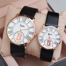 VariousTypes Couple Leather Strap Watch Unisex Cheap Watch Lover