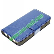 Leather Cover for iPhone 4S Case