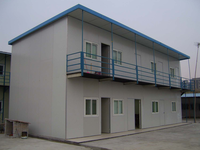 One-stop service!!!Low prices prefabricated house for sale in sebria/sudan/german