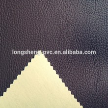 Reasonable price pvc synthetic leather for sofa made in China