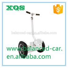 China fabricante 2015 nuevo urban vehículo auto equilibrio 2 / dos ruedas de pie scooter eléctrico
