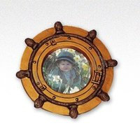 3D polyresin photo frame