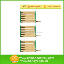 small bamboo queen cage flexible to use in beekeeping