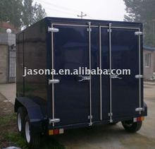 Tandem Cargo trailer