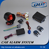 2015 Hote Sale!!!One way Car Alarm remote cover,car central door lock system with power off memory and central doo lock automati