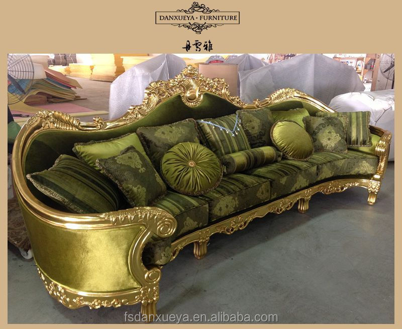 Danxueya American Luxury Antique Sofa Set Sofa Sex Chair Sex Sofa Sex Furniture American Wooden