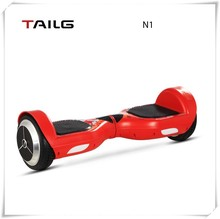 2015 new design tailg 2 wheel smart self balancing io hawk hands free electric scooter
