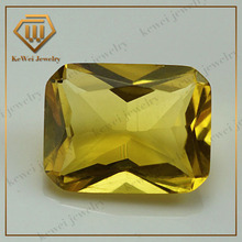 rough gemstones bulk sale rectangle cut yellow glass products