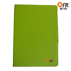 2015 hot selling products PU leather tablet case for ipad5 tablet stand case customized design silicone tablet cover