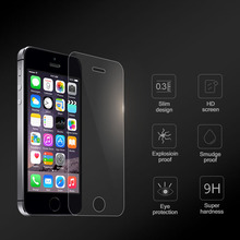 Sale In Bulk for iphone 5 screen protector tempered glass, for iphone 5 waterproof screen protector