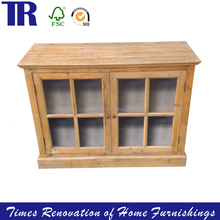 small Wooden book Cabinet,Drawer Cabinet with 2 door,Bedroom Furniture