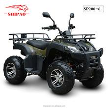 SP200-6 cheap atv 200cc for sale with good quality atv tyre