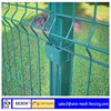 anping wire mesh fence(wire mesh fence panel+square/rectangle post)