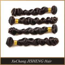 Sex lady interested in 100% malaysian loose wave virgin hair weft directly from virgin human hair factory