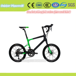 cheap reasonable cool beautiful unqiue road bicycle Frame Material carbon fiber