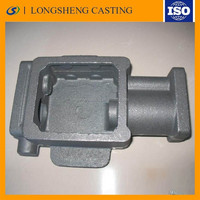 Grey sand casting parts/tractor parts nodular graphite iron casting/Carrier casting,Ductile(nodular)iron casting