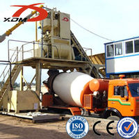 YHZD35 self loading mobile concrete mixer for sale