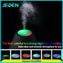 candle light aroma diffuser,canton fair humidifying,Mount Fuji shape humidifier