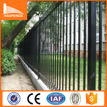 Australia Metal Tubular panel fencing/ Tubular steel fence panel (order now, supply 300 dollors cash coupon for you )