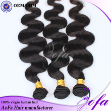 Alibaba top fashion top quality unprocessed 100% raw human hair cheap wholesale weave in new york
