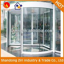 White color aluminium sliding window 80/66 series