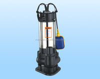 high quality electric Stainless Steel casting sewage submersible pumpS