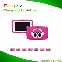 4.3 inch Children Tablet PC Kids RK2926 Android 4.4 512MB/4GB Dual Camera WIFI Pink/Blue