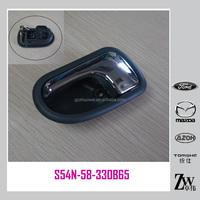 Nice Car door inner handle for Mazda BJ Oem S54N-58-330B65