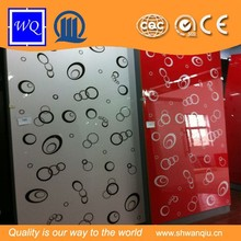 High Gloss UV Paint Melamine MDF Board /High Gloss Acrylic for Cabinet WQ