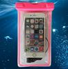 waterproof plastic bag cell phone waterproof bag for mobile phone